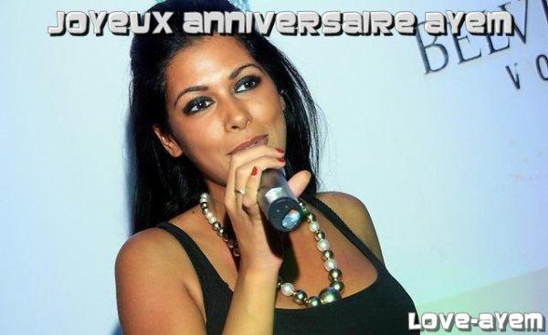 Anniversary of the PRINCESS AYEM  ♥