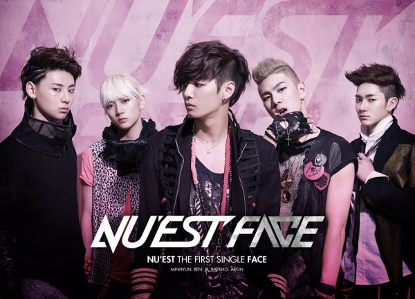 NU'EST  •  Face
