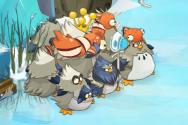 Koly,Mansot royal,et le panda !