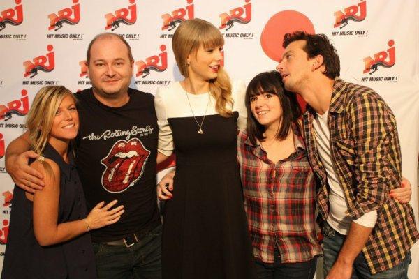 24.04.13 Taylor dans C' Cauet