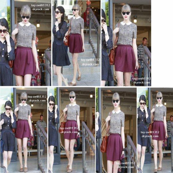 18.05.13 Sortie shopping à Beverly Hills et photos avec des fans croisées