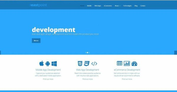 iOS Mobile Apps Development Company Cambridge and UK – Eastpoint Software