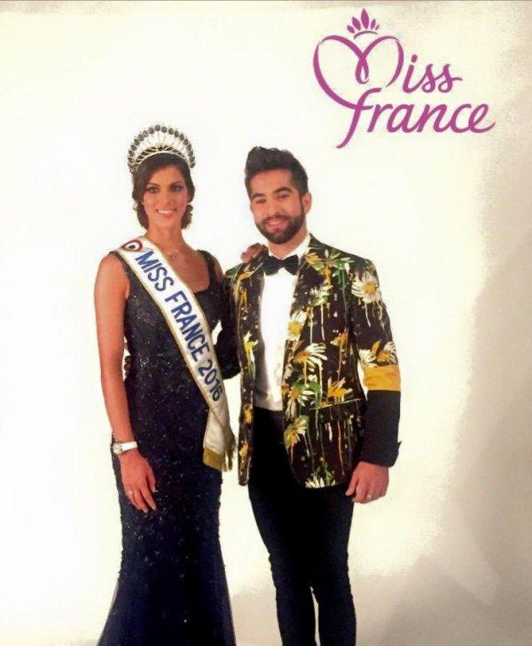 Nouvelle miss France