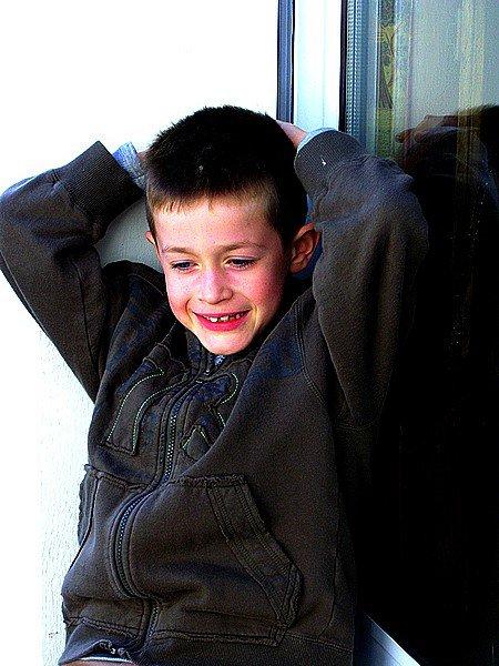 « L'unique petit frère, celui que j'aime au plus profond de mon coeur . ܤ  »