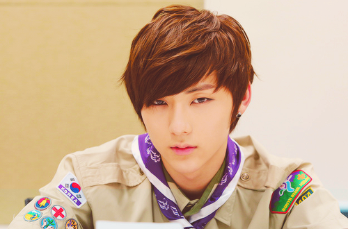 Min Hyun (NU'EST)