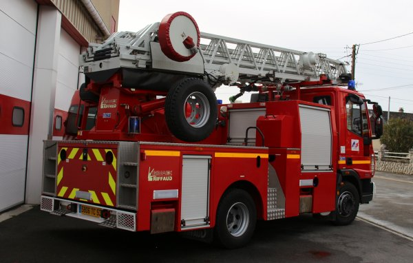 Sdis 53 - 2017: CCRM Cis Mayenne.