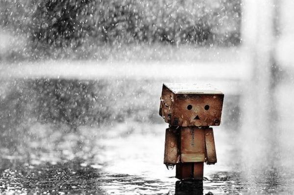 N'écoute pas les cons qui te diront qu'un homme ça ne pleure pas.