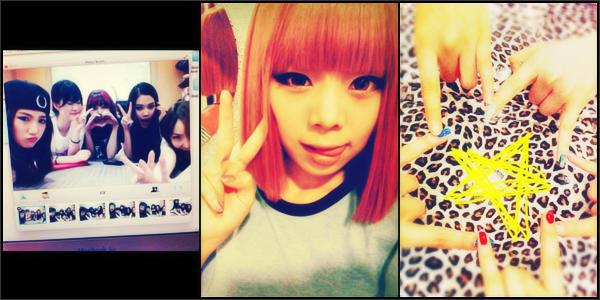 Découvez de nouvelles photos officiels du groupes. + Le 08 Août, les filles ont donnée un concert au Lotte Worl.