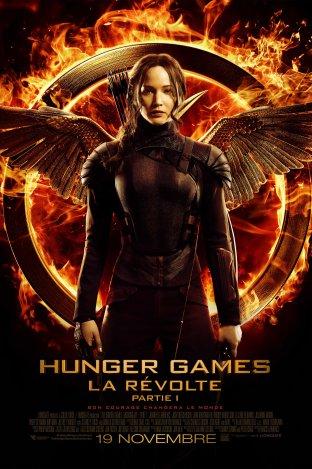 Hunger games 3 : La révolte partie 1