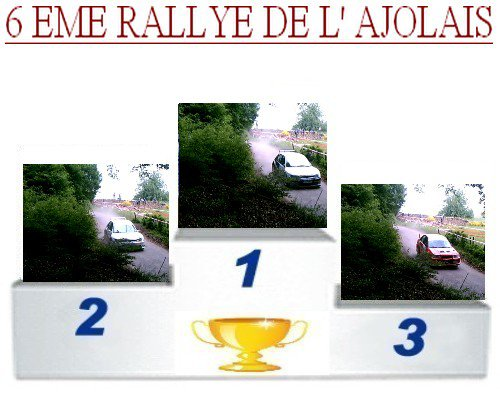6 EME rallye Ajolais