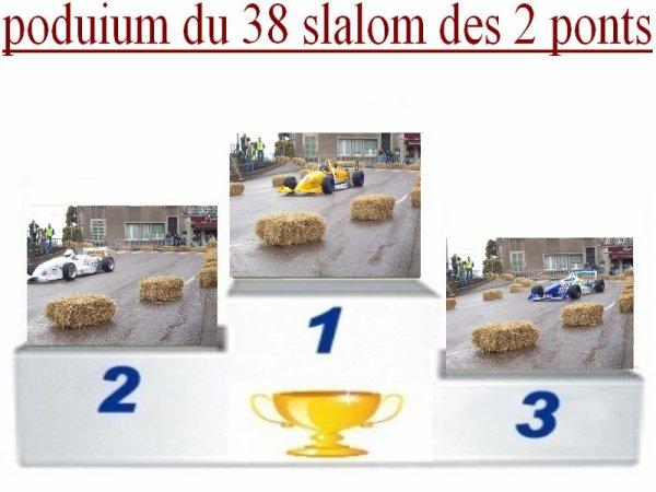 38 EME SLALOM DES 2 PONTS