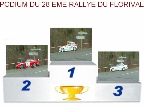 28 eme rallye du Florival