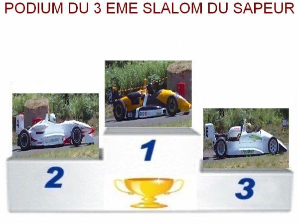 3 EME SLALOM DU SAPEUR