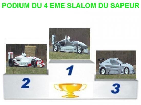 4 EME SLALOM DU SAPEUR