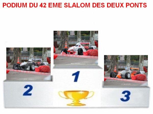 42 EME SLALOM DES DEUX PONTS