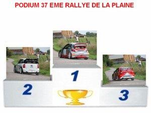 37 EME RALLYE DE LA PLAINE