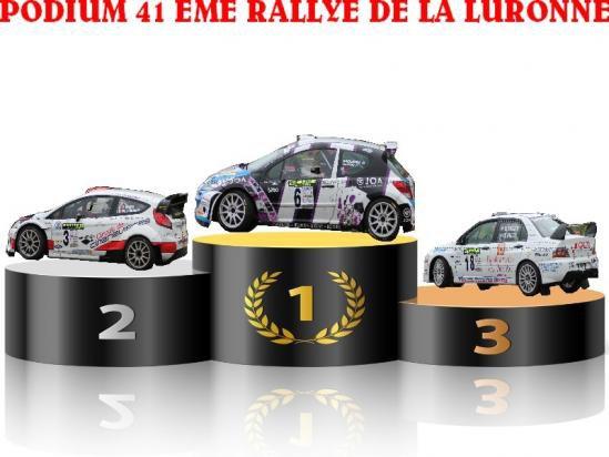 41 EME RALLYE DE LA LURONNE