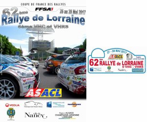 62 EME RALLYE DE LORRAINE