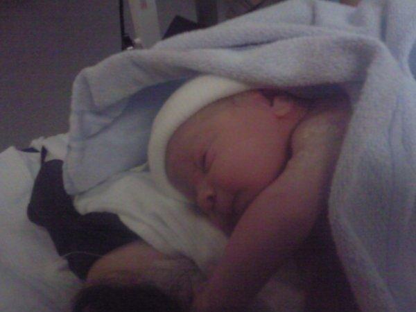 le jours ou il et néé le 16 decembre a 1h52 du matin mon fils matthias