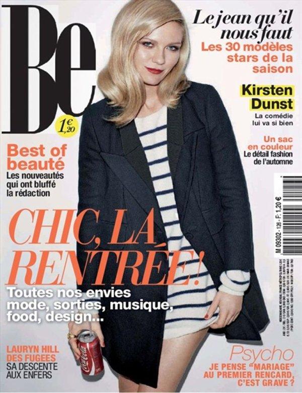 Kristen & Florabotanica dans le magazine Be
