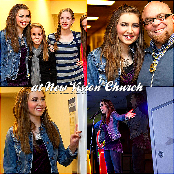 Photos Facebook   Celica at New Vision Church in Murfreesboro, TN