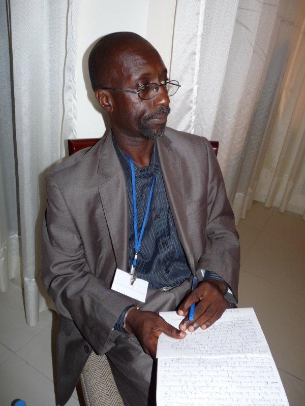 Mr Mamadou Biro BARRY