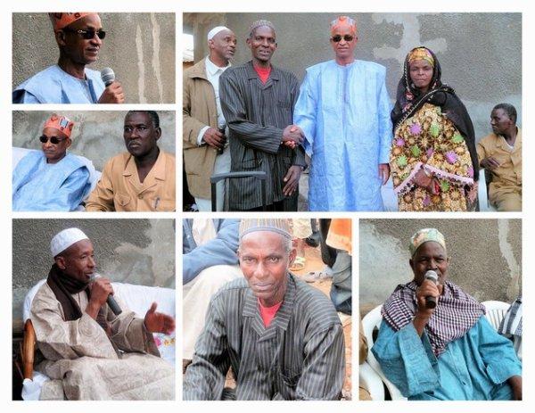 Cellou Dalein clôture sa visite de Koula & Labé et fonce sur le point de rendez-vous – Mamou – avant d'embarquer pour Guéckédou