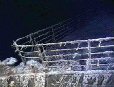 Anniversaire de la découverte du Titanic