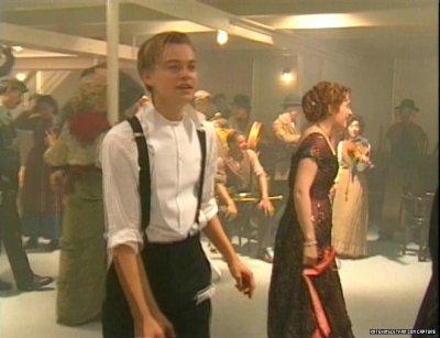 Kate.../ L'Histoire du Titanic