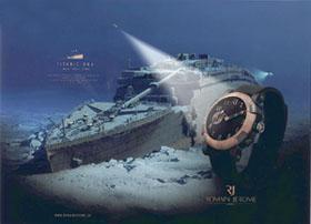 Yvan Arpa, le Genevois qui métamorphose le Titanic en montres