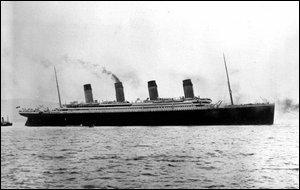 Le RMS Titanic