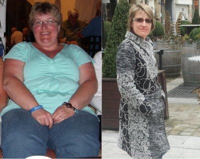 une petite photo avant et après