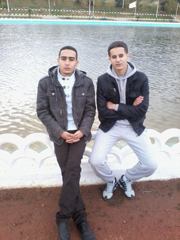 avec Mohamedddddd