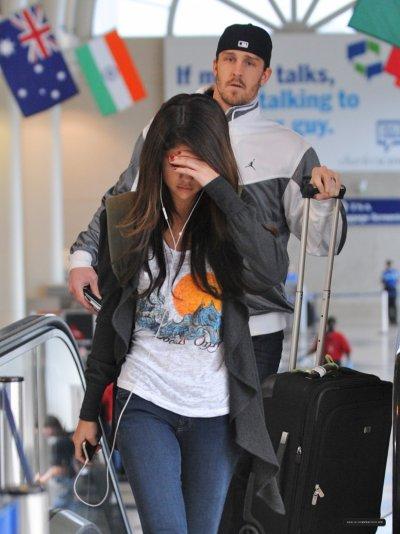 Selena quitte L.A