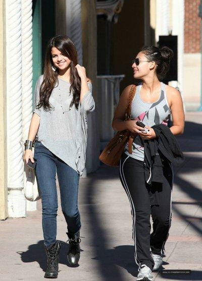 Nouvelles de Selena :)