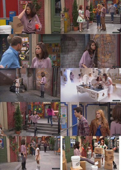 Wizards of Waverly Place Screencaps
