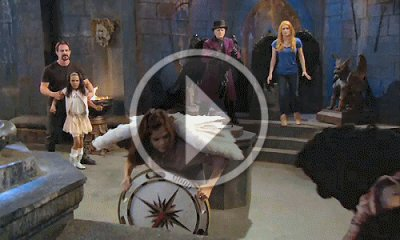 Wizards of Waverly Place: 4.09 – Wizards vs. Angels