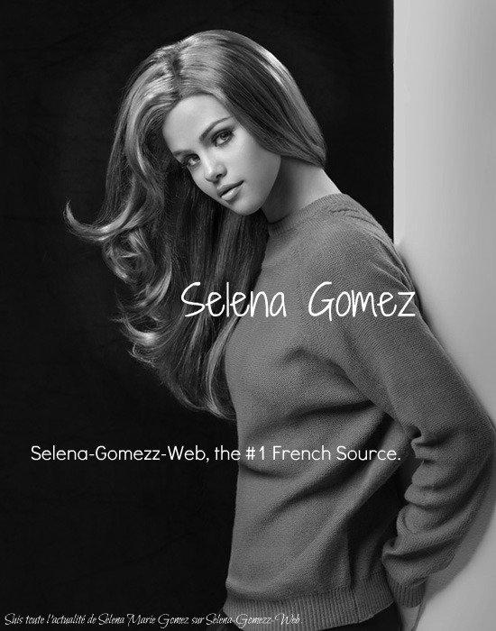 Suis toute l'actualité sur Selena Marie Gomez sur Selena-Gomezz-Web.