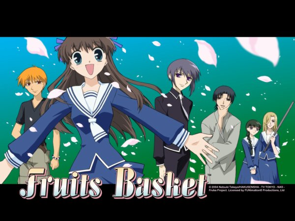 Fruits Basket...