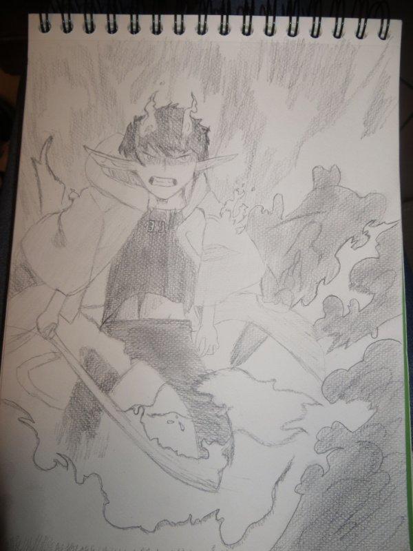 Rin (image tirée du tome 8)