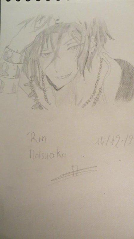 Rin Matsuoka