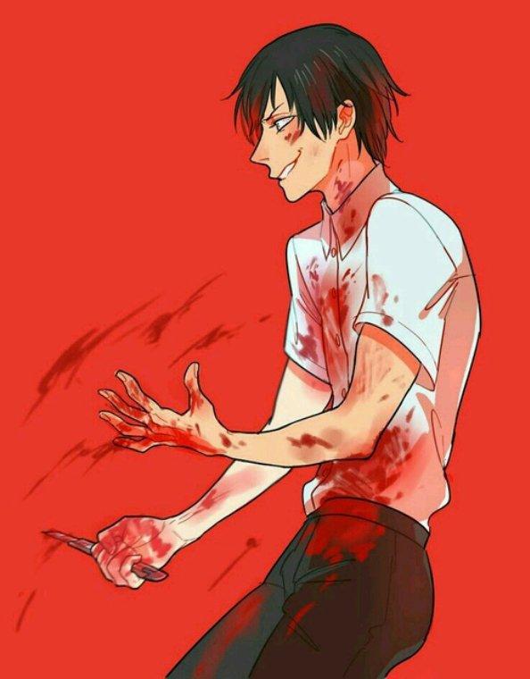 """Numéro 6 : Yugo Masochi """"Je tuerai pour elle"""""""