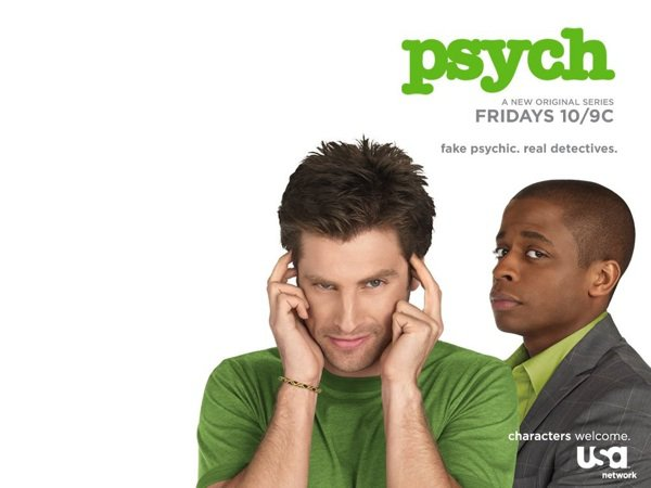 Psych enquêteur malgré lui