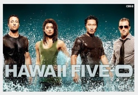 HAWAII five.0