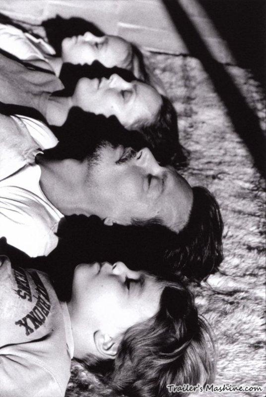 Johnny Depp, Vanessa Paradis, Lilly-Rose et Jack