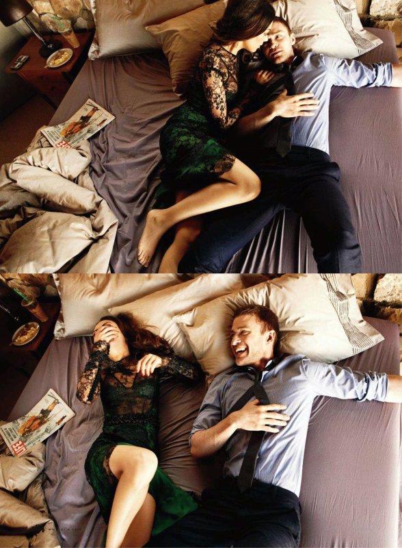 Mila Kunis et Justin Timberlake