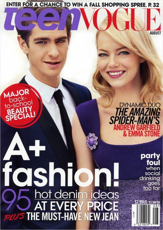 Emma Stone et Andrew Garfield