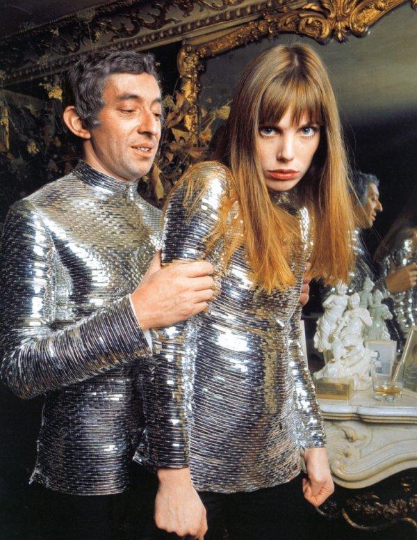 Serges Gainsbourg et Jane Birkin