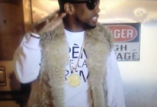 Fabolous Performs At Carmelo Anthony's M9 Sneaker Launch