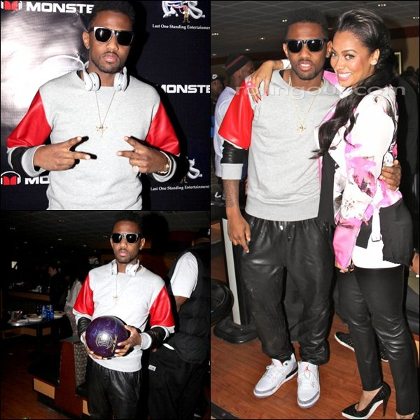 Fabolous - Bowling Party NBA All-Star weekend